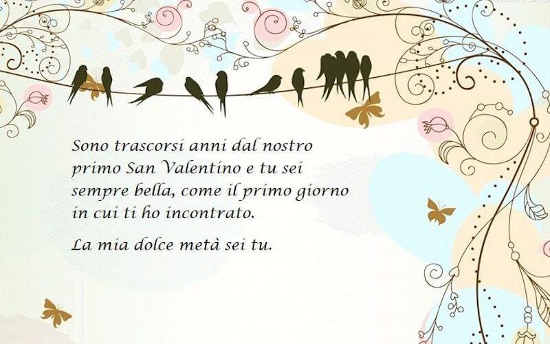 Frase per san valentino coppia innamorati