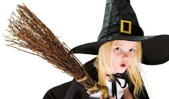 fare costume strega bambina