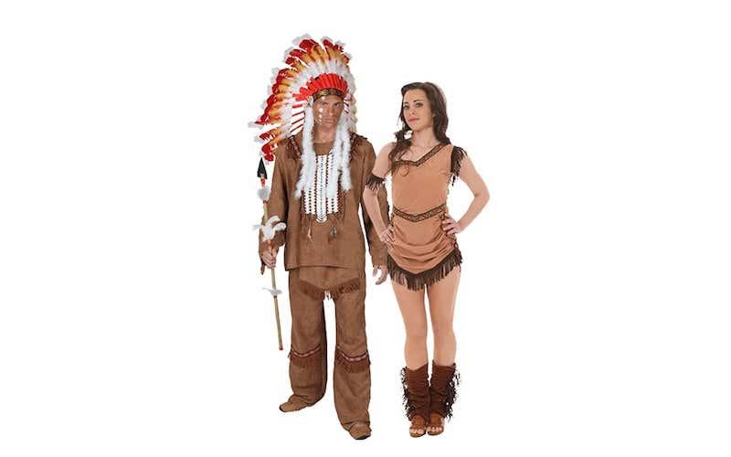 Fare costume indiano Carnevale
