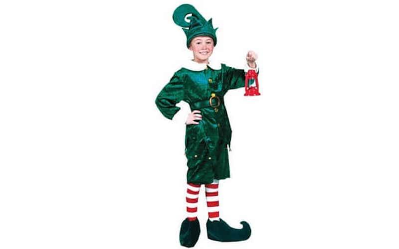 Costume da elfo fai da te