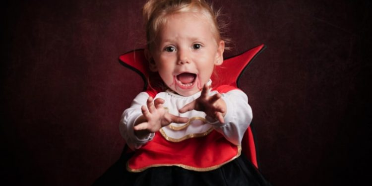 costume vampiro halloween