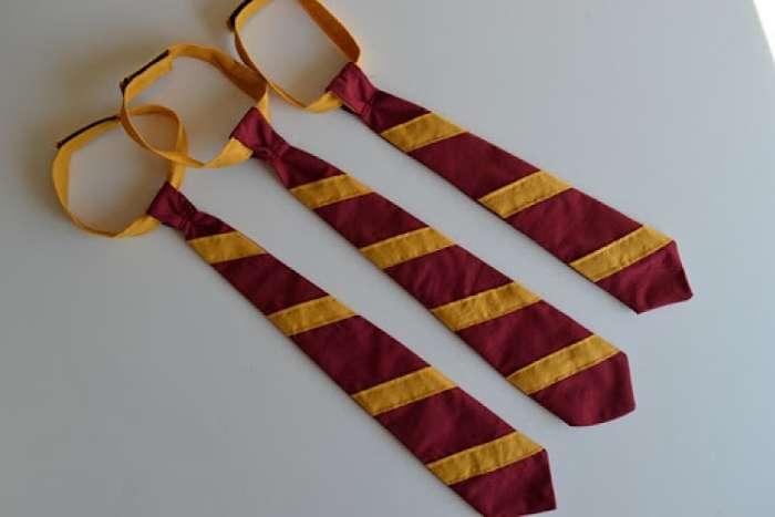 costume harry potter cravatta