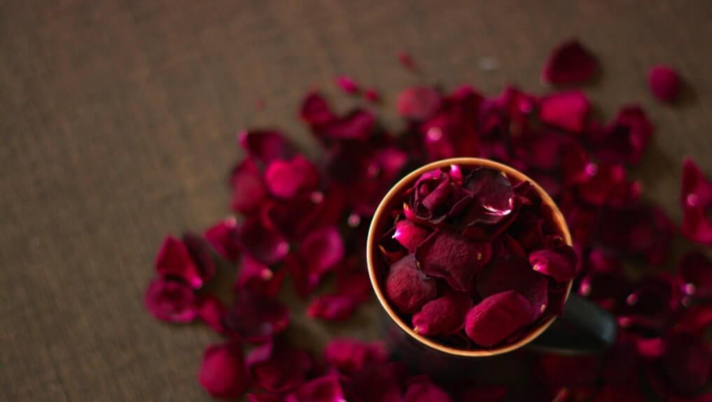 Fare i fiori secchi con Sabbia o Detersivo: