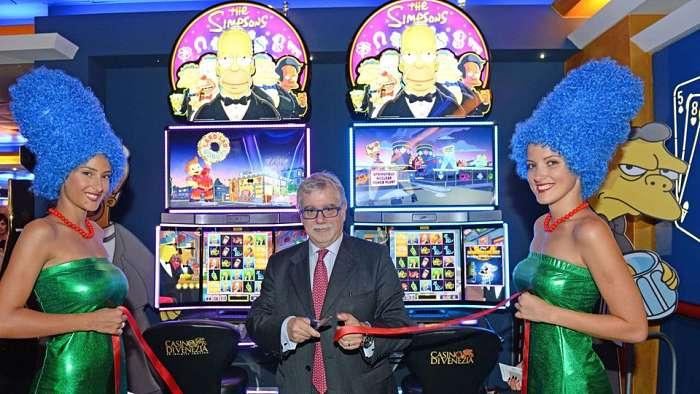 Giochi Elettronici e slot machine Casino Venezia