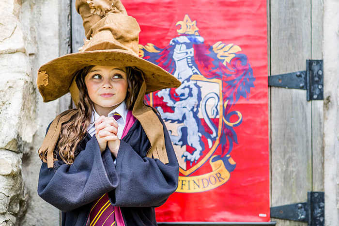costume harry Potter bambina