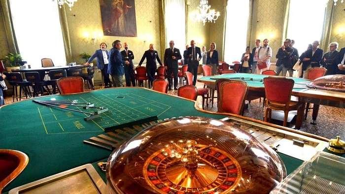 giochi tavolo casino venezia
