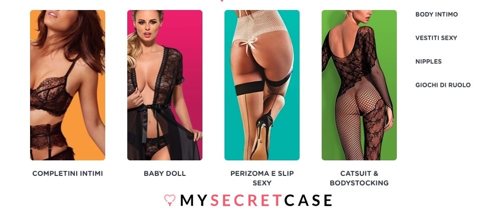 my secret case san valentino