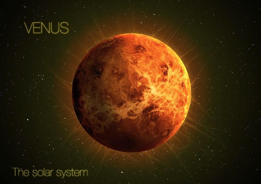 venere pianeta sistema solare