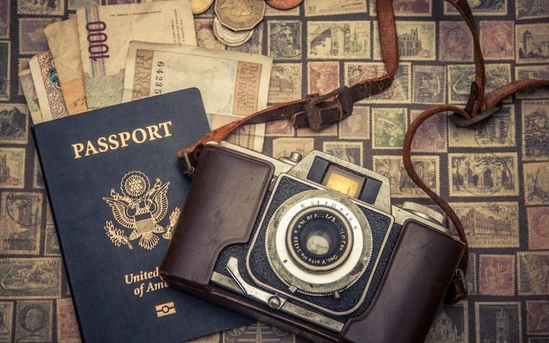 Cosa fare passaporto rubato