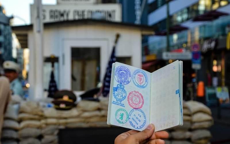 Passaporto smarrito
