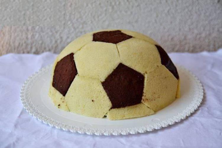 Torta pallone festa del papà