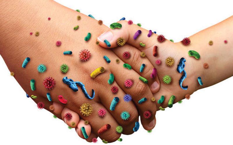 Quando igienizzare mani