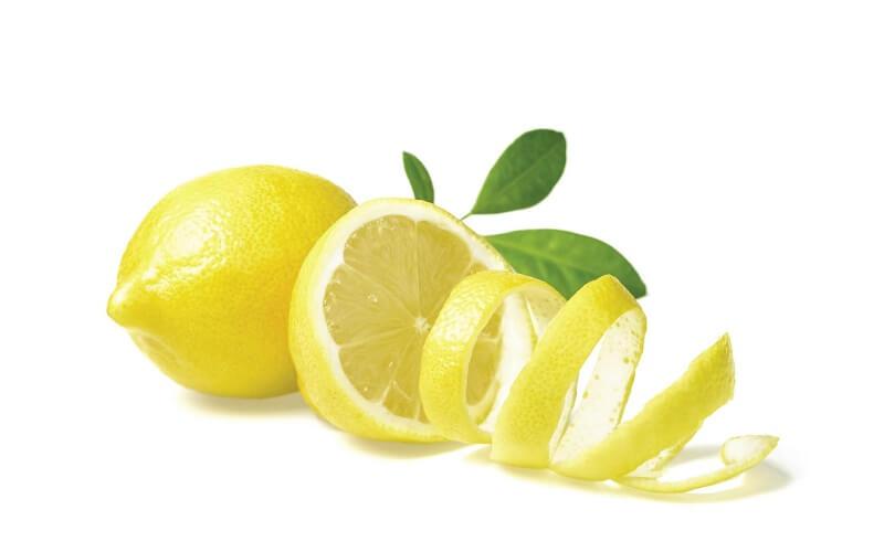detersivo a base di limone