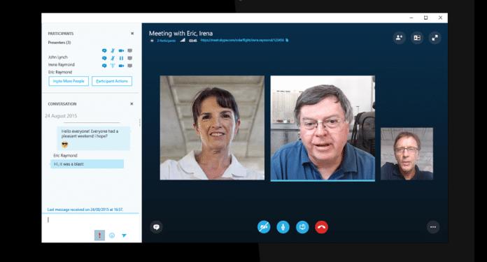 Skype chiamate gruppo