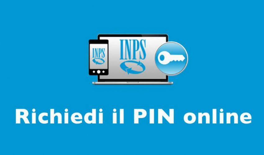 richiesta pin inps online