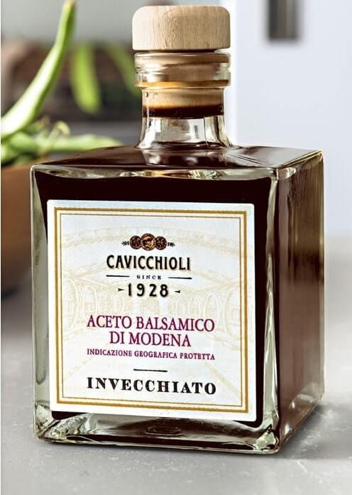 Aceto Balsamico di Modena IGP invecchiato Cavicchioli