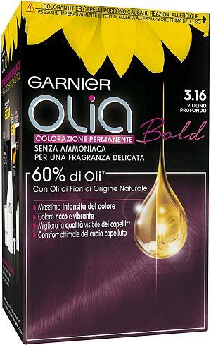 Garnier Olia Colorazione Permanente Senza Ammoniaca,