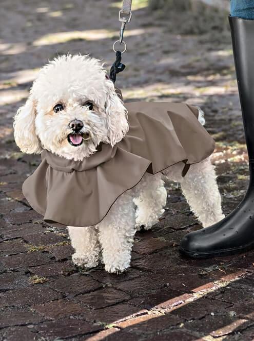 Mantella impermeabile per cani taglia S