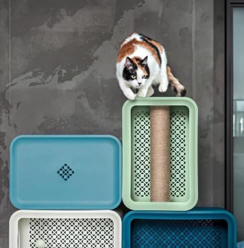 Set modulare gatti beeztees