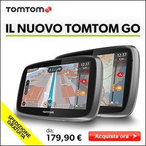 navigatori tom tom