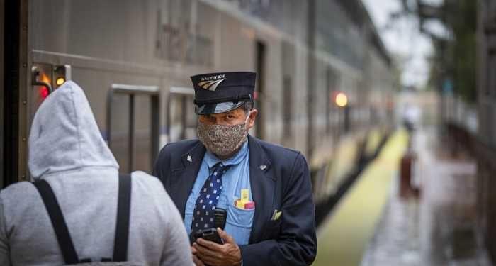 controllore treno