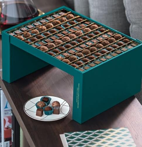 selezione cioccolatini artigianali milano