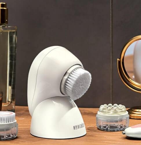 spazzola da viso homedics beauty