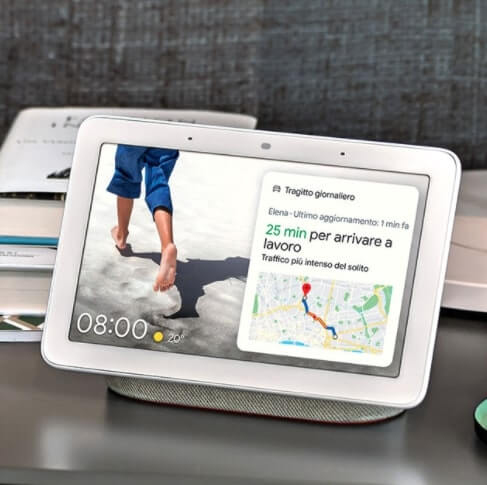 tablet android google nest hub