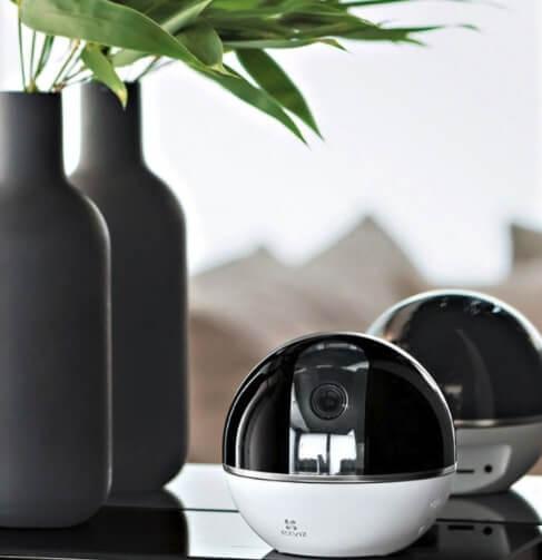 videocamera di sorveglianza ezviz