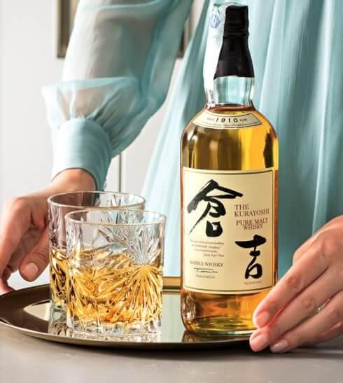 whisky pure malt kurayoshi