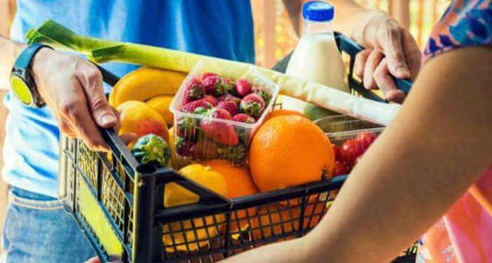 cassetta frutta a domicilio