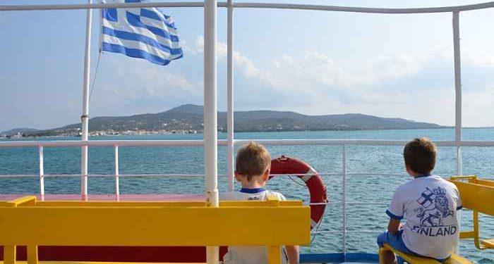 traghetto navi greche