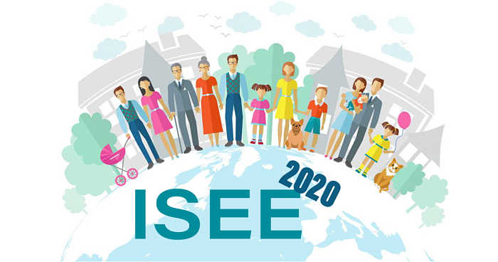 gruppo do persone sopra Isee 2020