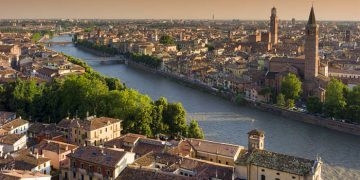 skyline Padova